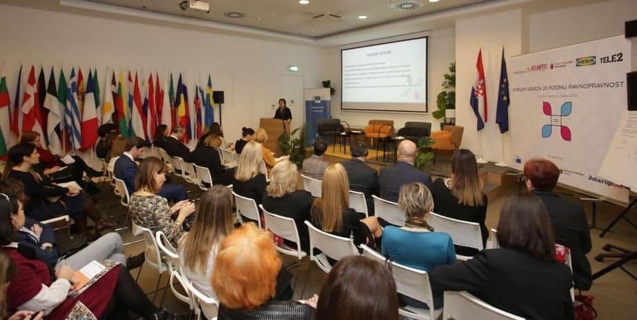 Savez za rodnu ravnopravnost održao Forum povodom Međunarodnog dana žena 9 - hrpsor Hrvatski poslovni savjet za održivi razvoj