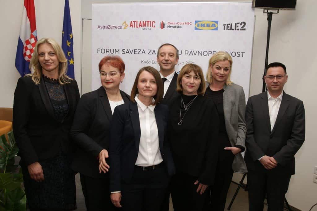 Savez za rodnu ravnopravnost održao Forum povodom Međunarodnog dana žena 1 - hrpsor Hrvatski poslovni savjet za održivi razvoj