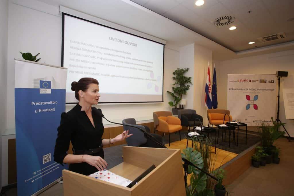 Savez za rodnu ravnopravnost održao Forum povodom Međunarodnog dana žena 12 - hrpsor Hrvatski poslovni savjet za održivi razvoj