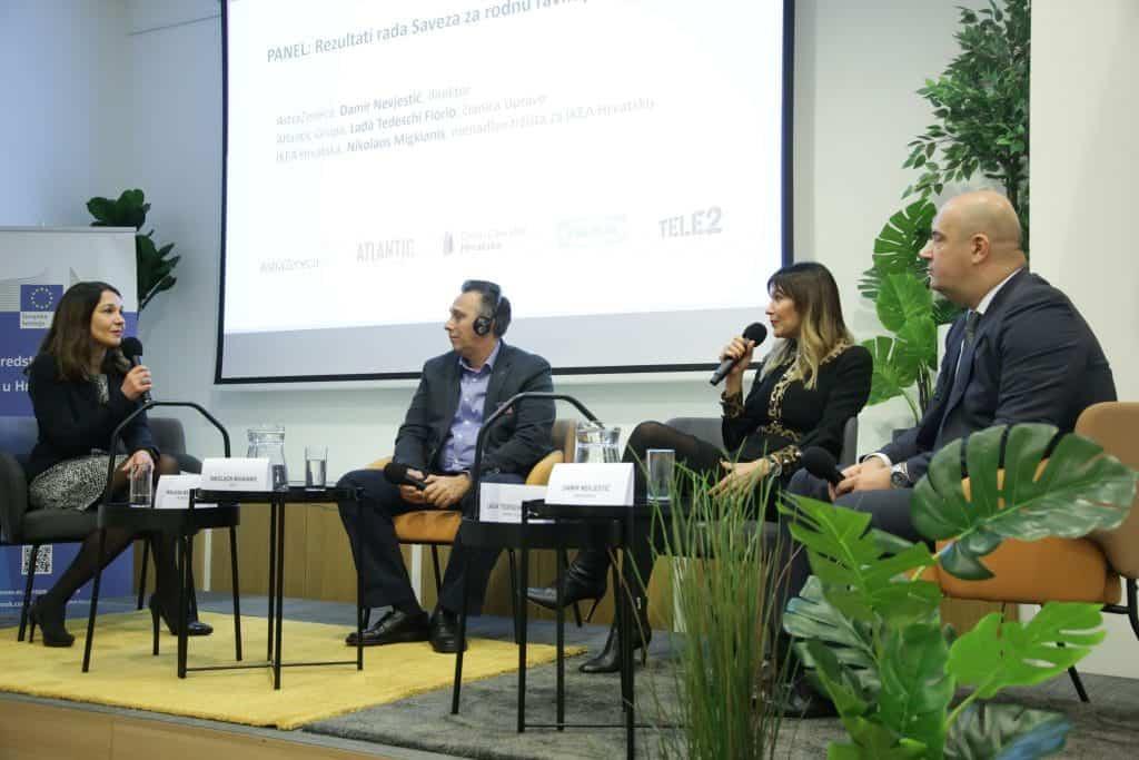 Savez za rodnu ravnopravnost održao Forum povodom Međunarodnog dana žena 2 - hrpsor Hrvatski poslovni savjet za održivi razvoj