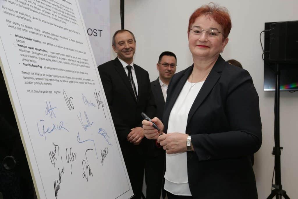 Savez za rodnu ravnopravnost održao Forum povodom Međunarodnog dana žena 8 - hrpsor Hrvatski poslovni savjet za održivi razvoj
