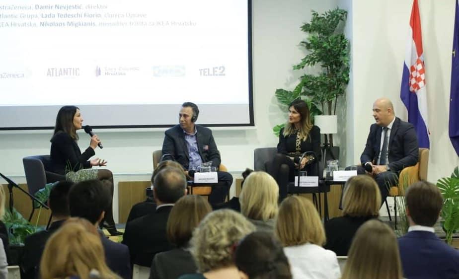 Savez za rodnu ravnopravnost održao Forum povodom Međunarodnog dana žena 18 - hrpsor Hrvatski poslovni savjet za održivi razvoj