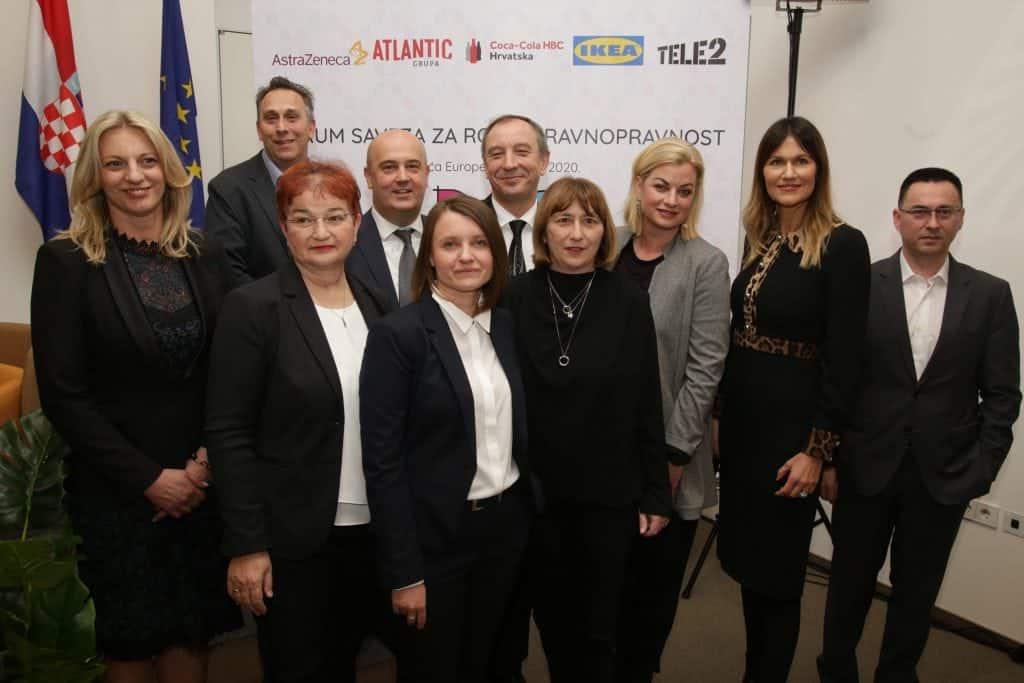 Savez za rodnu ravnopravnost održao Forum povodom Međunarodnog dana žena 20 - hrpsor Hrvatski poslovni savjet za održivi razvoj