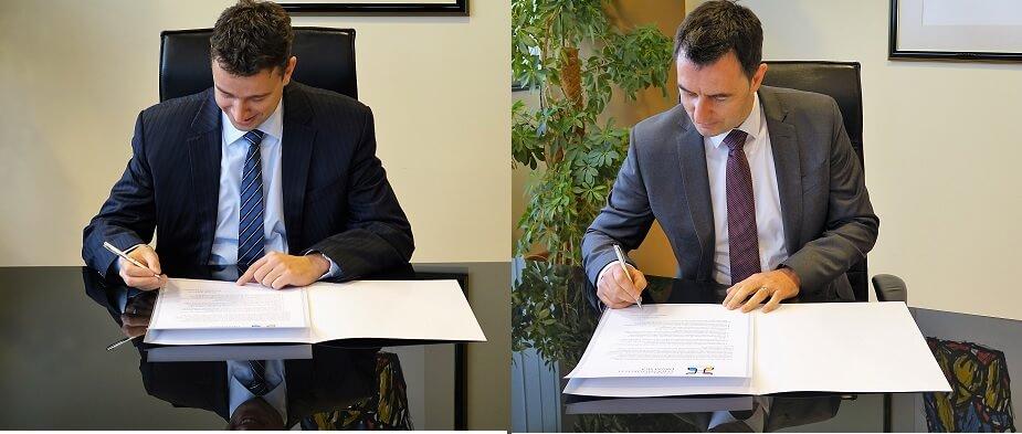 Predsjednici dviju banaka potpisali Povelju o raznolikosti 1 - hrpsor Hrvatski poslovni savjet za održivi razvoj