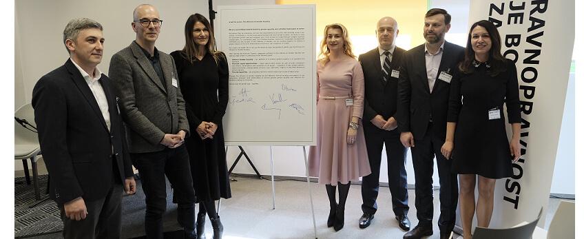 Ravnopravnost je bolja za sve - Konferencija i panel o rodnoj ravnopravnost 1 - hrpsor Hrvatski poslovni savjet za održivi razvoj
