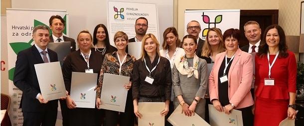 Novi potpisnici Povelje o raznolikosti 1 - hrpsor Hrvatski poslovni savjet za održivi razvoj