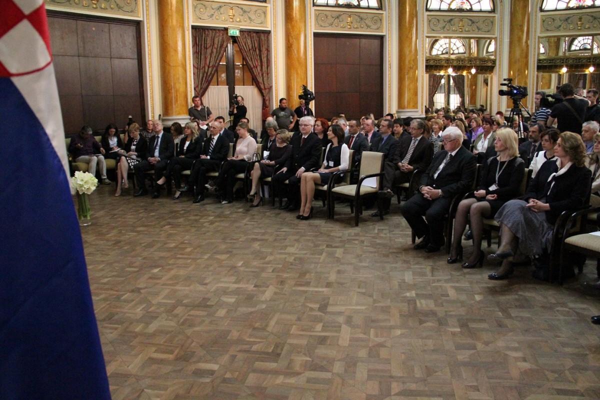 Četvrta nacionalna konferencija o DOP-u 1 - hrpsor Hrvatski poslovni savjet za održivi razvoj