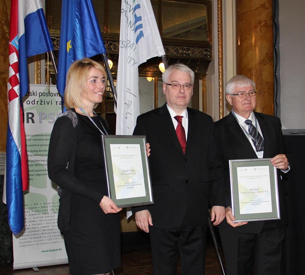 Četvrta nacionalna konferencija o DOP-u 2 - hrpsor Hrvatski poslovni savjet za održivi razvoj