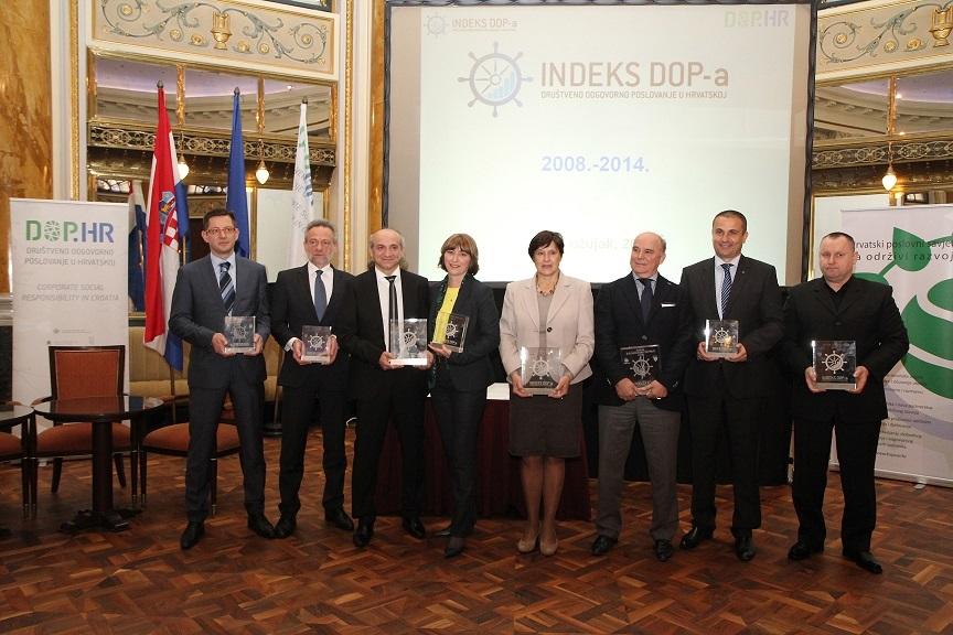 Peta nacionalna konferencija o DOP-u 1 - hrpsor Hrvatski poslovni savjet za održivi razvoj