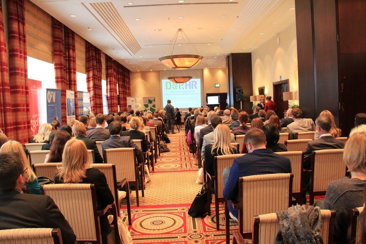 6. nacionalna konferencija o DOP-u 1 - hrpsor Hrvatski poslovni savjet za održivi razvoj