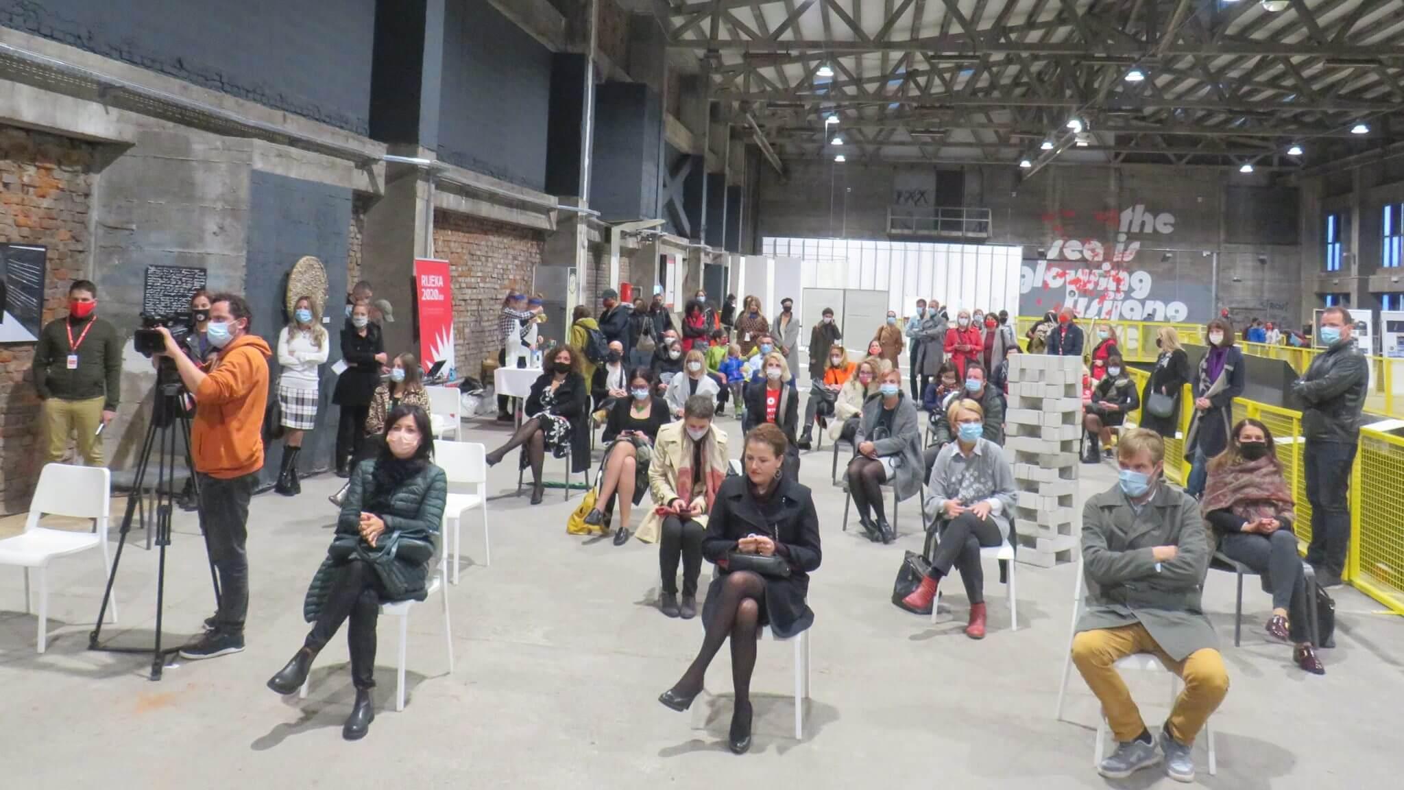 """U Rijeci, u Exportu na Delti u srijedu, 14. listopada 2020.g. održano je svečano potpisivanje """"Povelje o raznolikosti"""" te obilježavanje završetka EU projekta Diversity Mixer 1 - hrpsor Hrvatski poslovni savjet za održivi razvoj"""