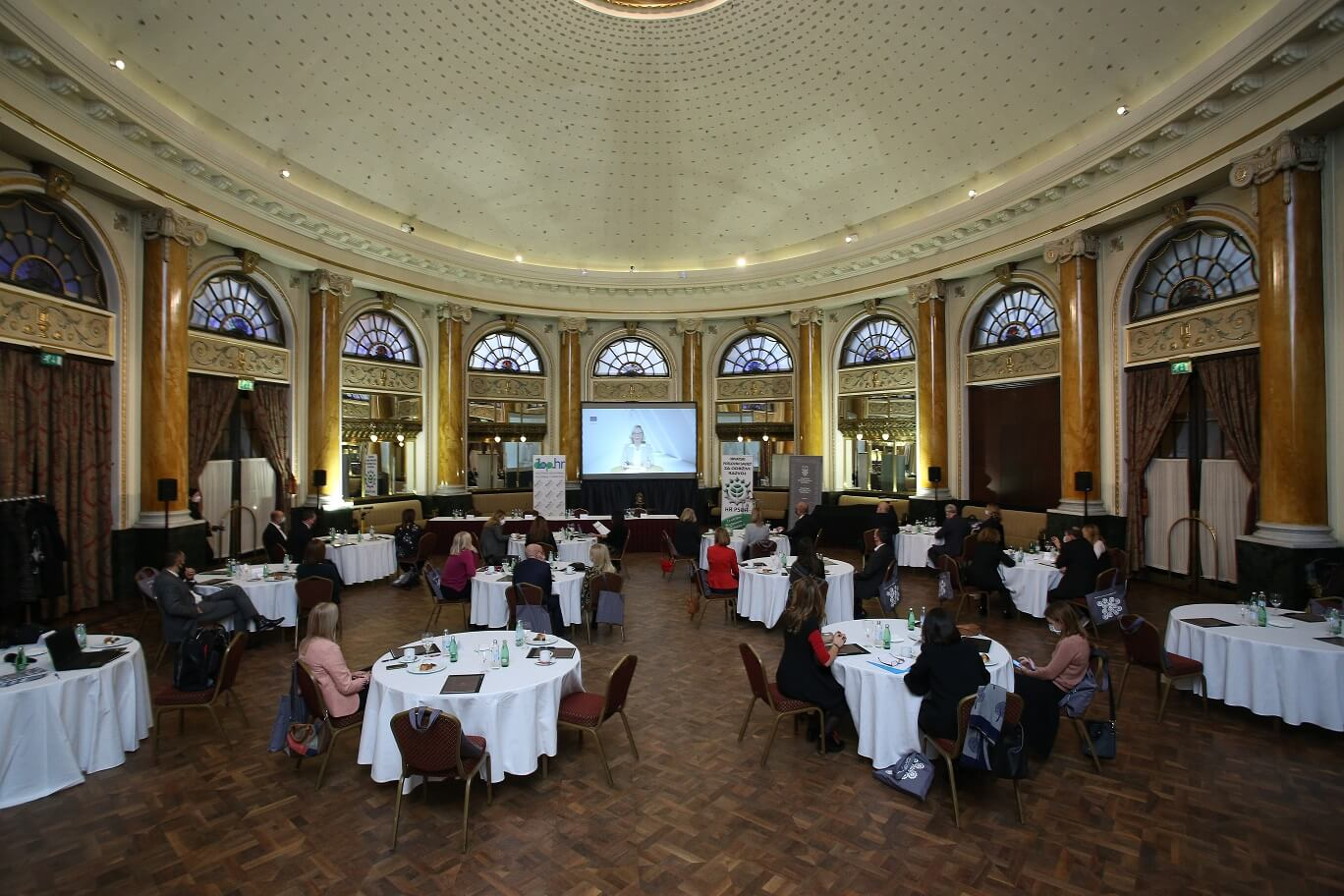 12. konferencija o DOP-u i 13. dodjela nagrada Indeksa DOP-a 7 - hrpsor Hrvatski poslovni savjet za održivi razvoj