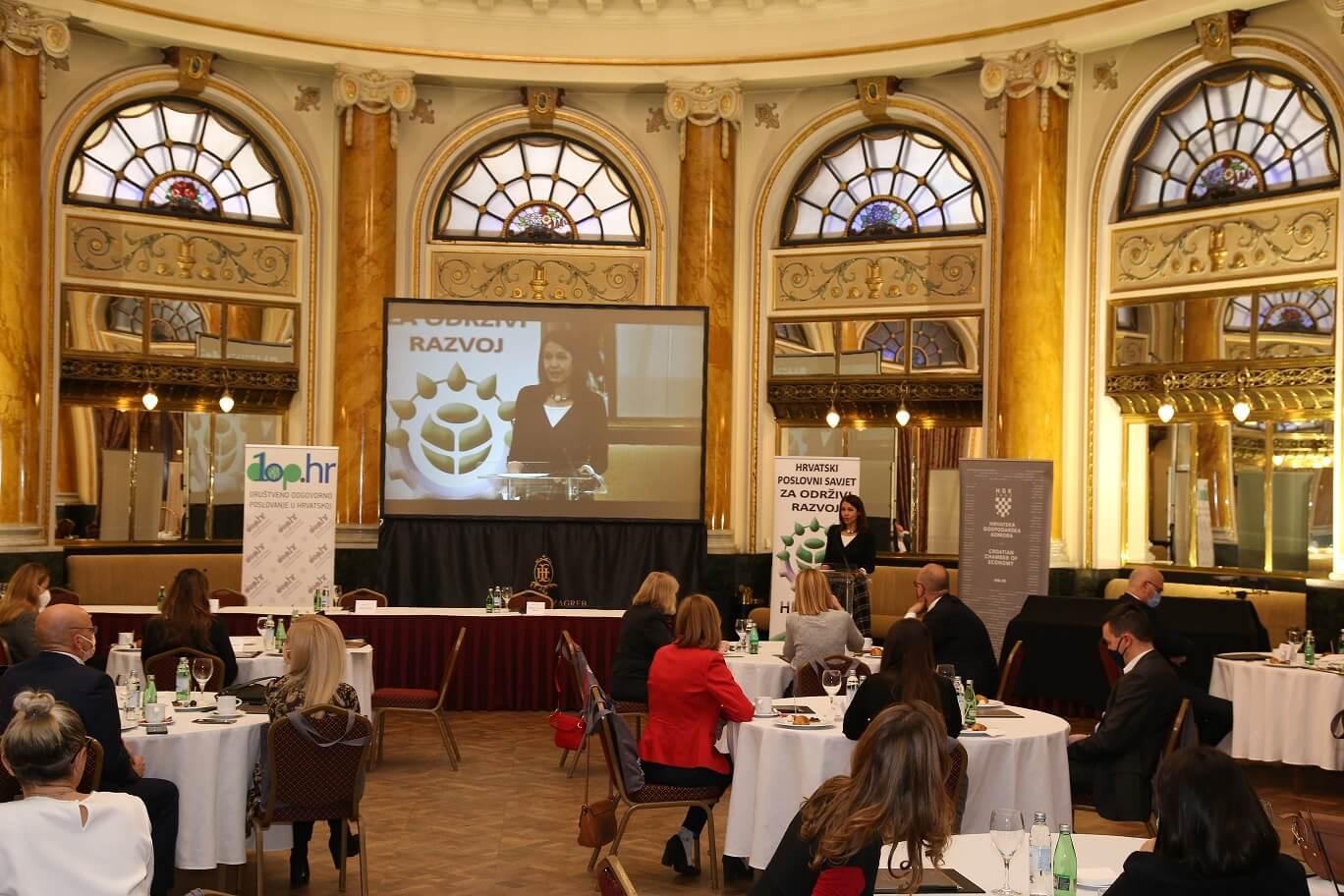 12. Konferencija o DOP-u i 13. Indeks DOP-a 1 - hrpsor Hrvatski poslovni savjet za održivi razvoj