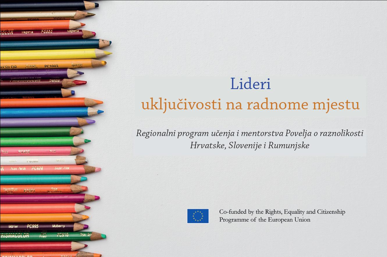 Povelje o raznolikosti Hrvatske, Slovenije i Rumunjske udružuju snage na razvoju metoda učenja i mentoriranja potpisnica 1 - hrpsor Hrvatski poslovni savjet za održivi razvoj