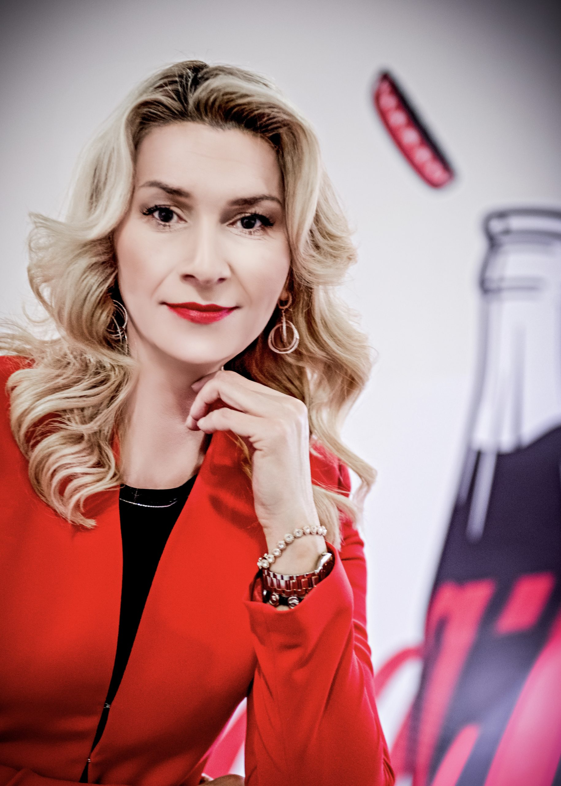 Ruža Tomić Fontana, General Manager, Coca-Cola HBC for Croatia, Bosnia-Herzegovina and Slovenia 1 - hrpsor Hrvatski poslovni savjet za održivi razvoj