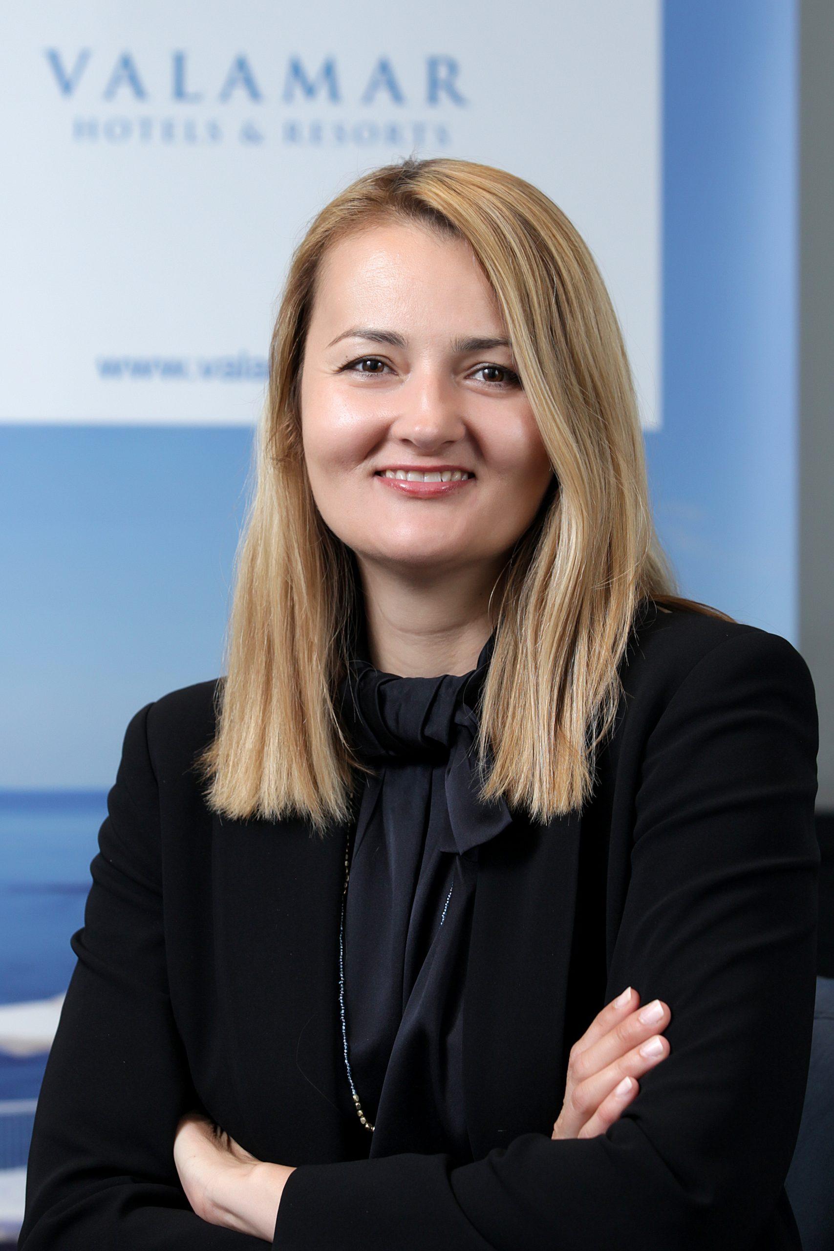 Ivana Budin Arhanić, Vice President of Business Development and Corporate Affairs, Valamar Riviera 1 - hrpsor Hrvatski poslovni savjet za održivi razvoj