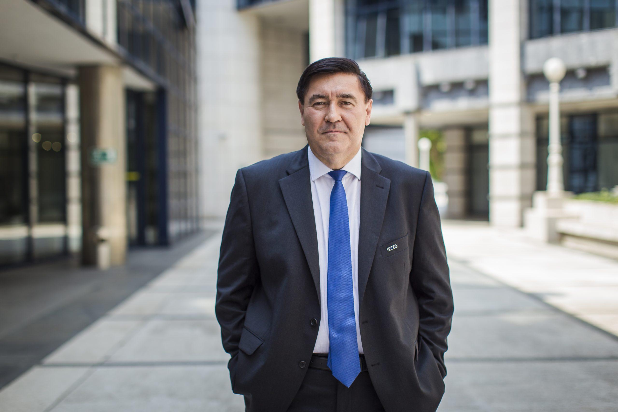 Sándor Fasimon, President of Management Board, INA 1 - hrpsor Hrvatski poslovni savjet za održivi razvoj