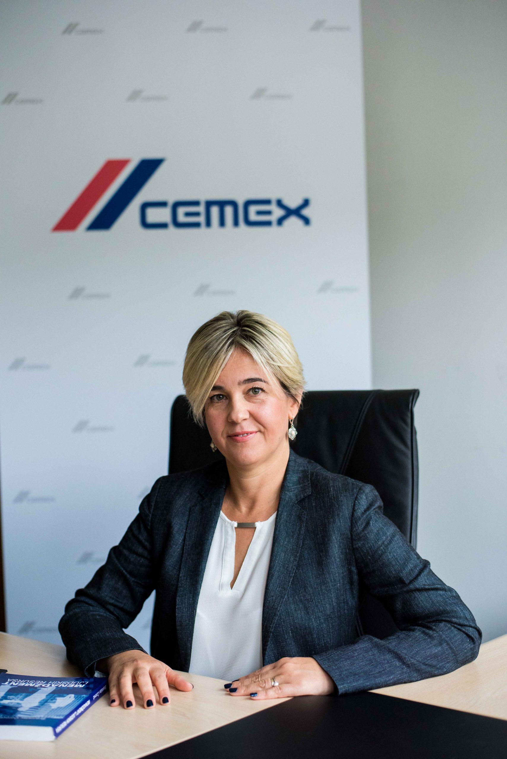 Mirela Kotarac, CEMEX Hrvatska Human Resources Director 1 - hrpsor Hrvatski poslovni savjet za održivi razvoj