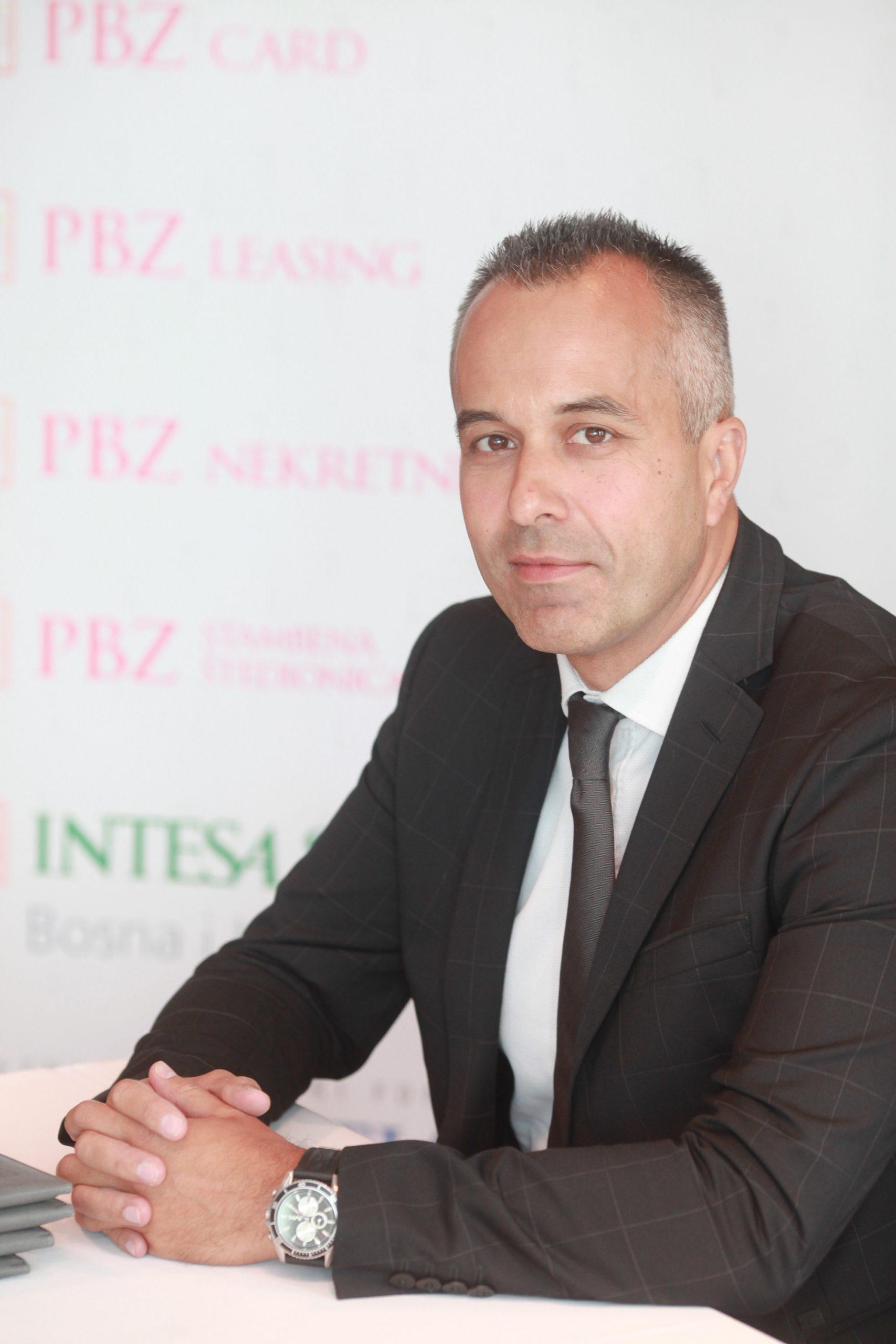 Miroslav Halužan, Senior Executive Director of Human Resources and Organization, Privredna banka Zagreb 1 - hrpsor Hrvatski poslovni savjet za održivi razvoj