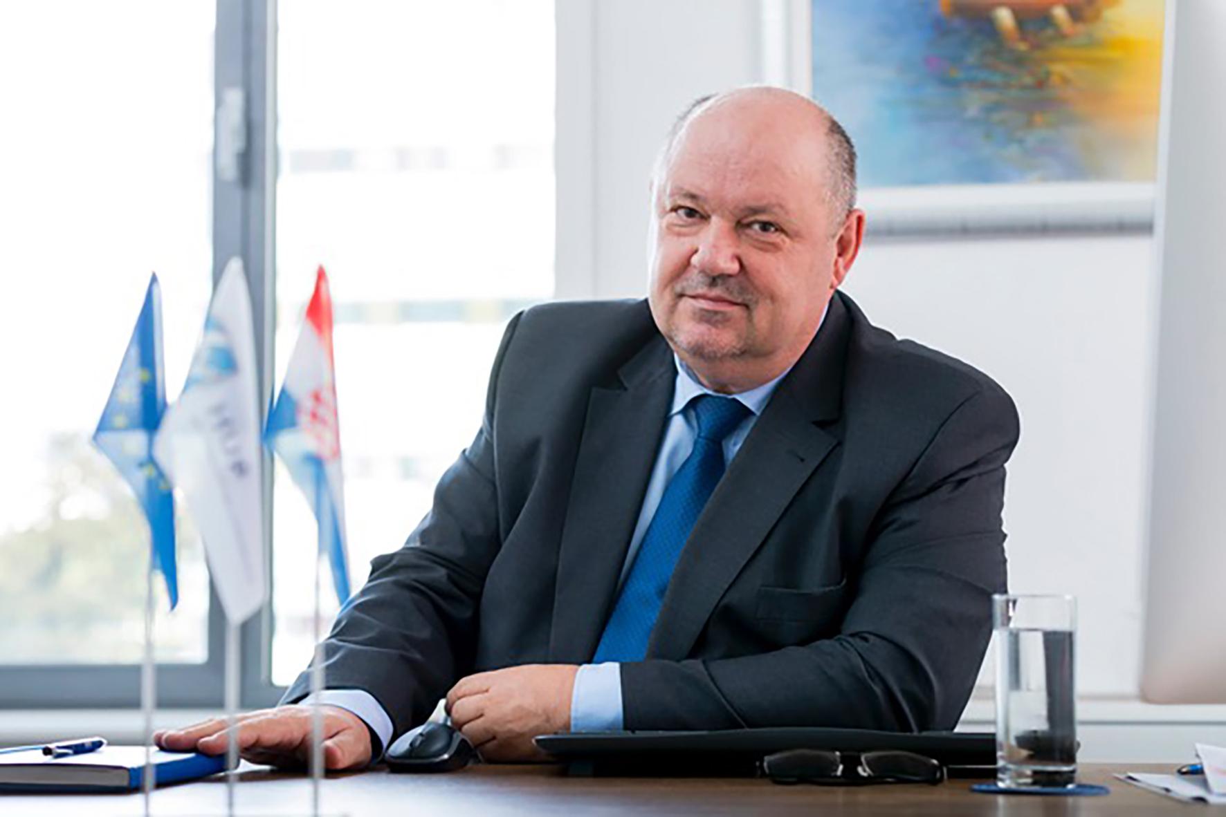 Damir Zorić, General Director, Hrvatska udruga poslodavaca 1 - hrpsor Hrvatski poslovni savjet za održivi razvoj